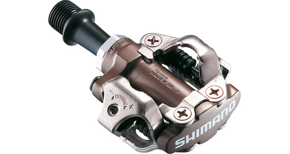 Shimano PD-M540 Pedale SPD silber